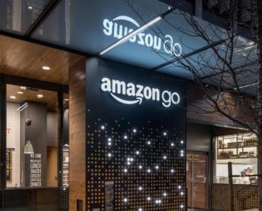 Eficiencia en las compras gastronómicas - Amazon Go