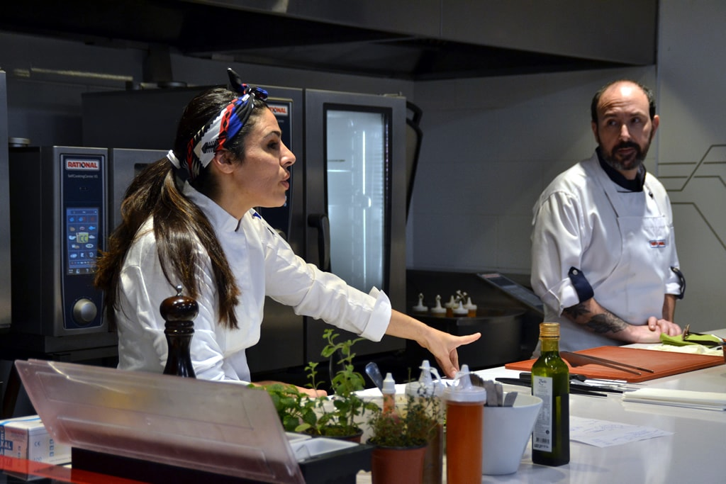 Chef Table by Luciano López Fuente y Joela Parisi