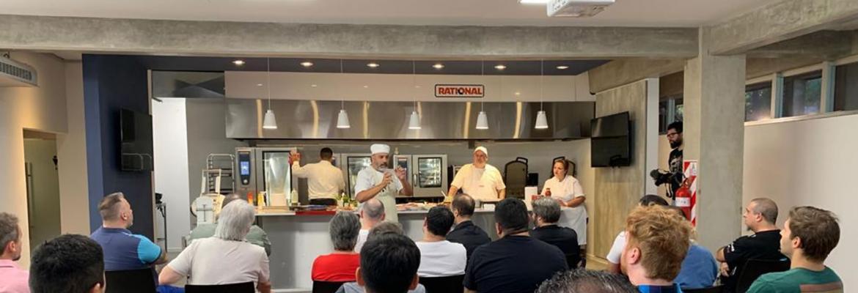 Eficiciencia en Pizzería - Chef Table de Rational